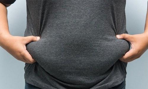 پیٹ اور کمر کے ارگرد کی چربی خطرناک کیوں ہوتی ہے؟