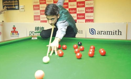 Babar, Ijaz and Sattar seal last-eight slot in ranking snooker