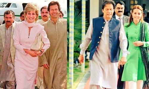 برطانوی شاہی خاندان کے دورہ پاکستان کے چرچے