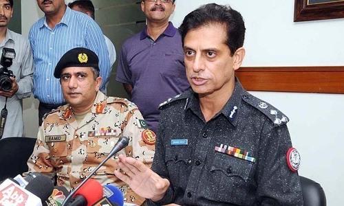سابق کراچی پولیس چیف شاہد حیات کا انتقال