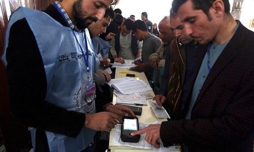 افغان صدارتی انتخاب کے دوران 85 شہری جاں بحق ہوئے، اقوام متحدہ