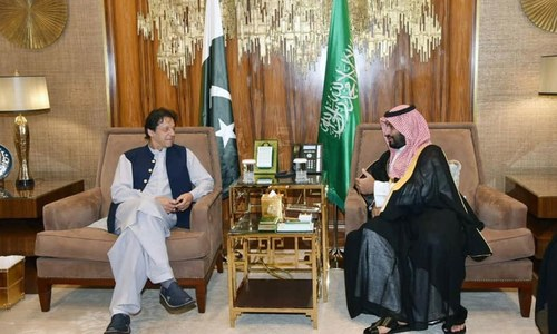 وزیر اعظم کی سعودی فرمانروا، ولی عہد سے اہم ملاقاتیں