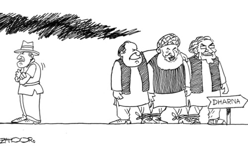 Cartoon: 16 October, 2019
