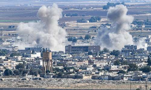 Russia moves to fill void left by US in northern Syria