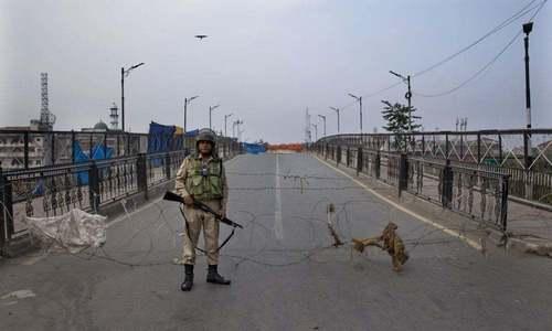 پاکستان نے انٹر پارلیمانی یونین میں مسئلہ کشمیر اٹھا دیا