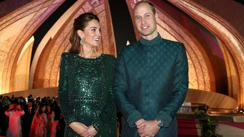 I got the sherwani ready for Prince William within two days, says Nauman Arfeen