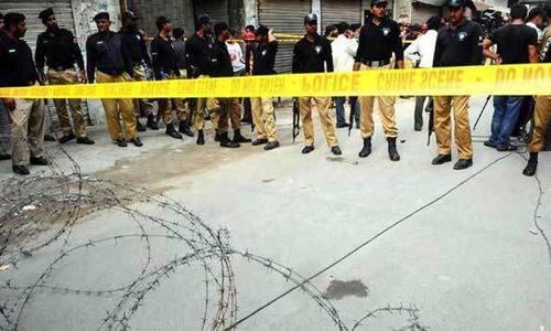کراچی: سپرہائی وے پر فائرنگ سے تین مظاہرین جاں بحق