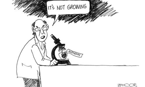 Cartoon: 17 October, 2019