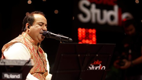 Rahat Fateh Ali Khan is set to perform on Coke Studio season 12's first episode