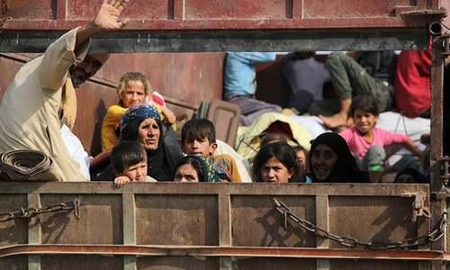 Turkey assault in NE Syria displaced 300,000: monitor
