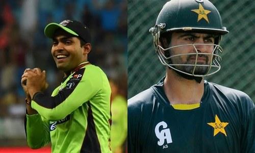 پی سی بی کی عمر اور احمد شہزاد کی قومی ٹیم میں شمولیت کی وضاحت
