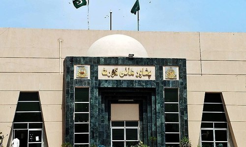 PHC declares internment centres in KP unconstitutional