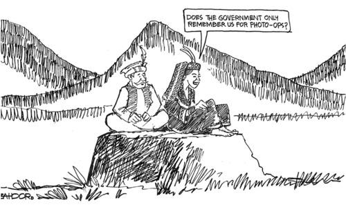 Cartoon: 18 October, 2019