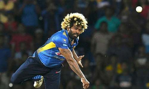 Malinga back to lead Sri Lanka in Australia T20s