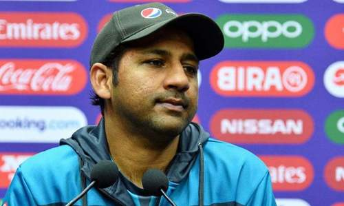 Sarfaraz Ahmed left out of Test, T20 squads due to 'drop in overall form'