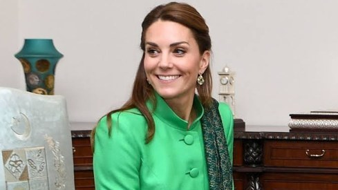 5 local brands Kate Middleton put the spotlight on during her Pakistan tour