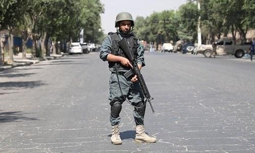 افغانستان: نماز جمعہ کے دوران مسجد میں دھماکا، 62افراد جاں بحق