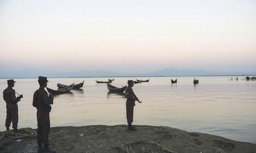 بھارت-بنگلہ دیش سرحد پر فورسز کا تصادم، بھارتی گارڈ ہلاک