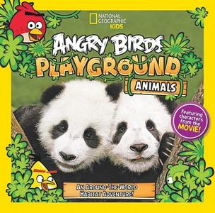 Book review: Angry Birds Playground Animals