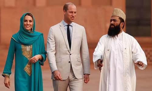 In pictures: Prince William, Kate bid farewell to Pakistan after action-packed 5-day trip