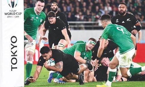 New Zealand, England set up blockbuster semi-final