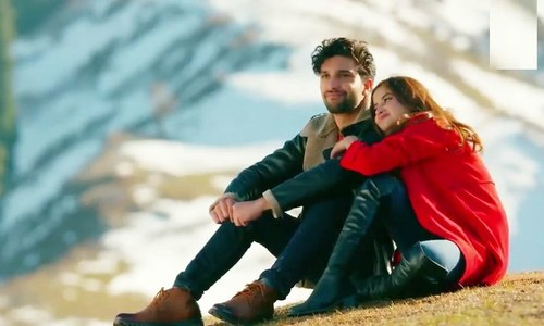سجل علی اور احد رضا میر کی رومانوی کہانی 'یہ دل میرا'