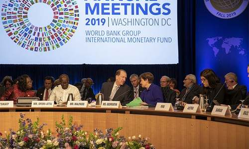 IMF points to global crises for slow global economic growth