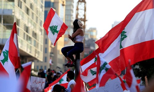 Lebanon's PM agrees reforms amid nationwide protests