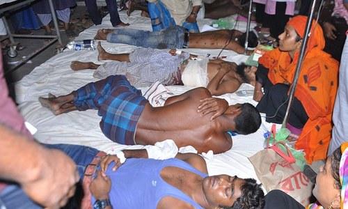 بنگلہ دیش: توہین مذہب کے خلاف احتجاج پر پولیس فائرنگ سے 4 افراد ہلاک