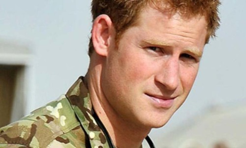Prince Harry admits he and Prince William are 'on different paths'