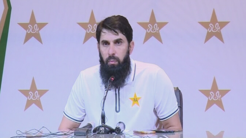 Misbah announces squads for T20, Test series against Australia