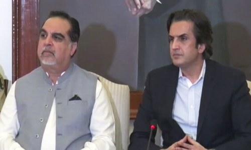 سندھ حکومت کراچی کیلئے ایک قدم اٹھائے، وفاق دو اٹھائے گا، خسرو بختیار