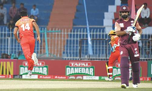 Umpiring howlers help Southern Punjab reach semis