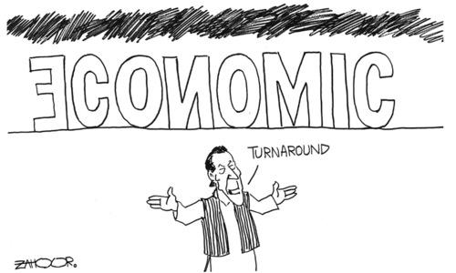 Cartoon: 22 October, 2019