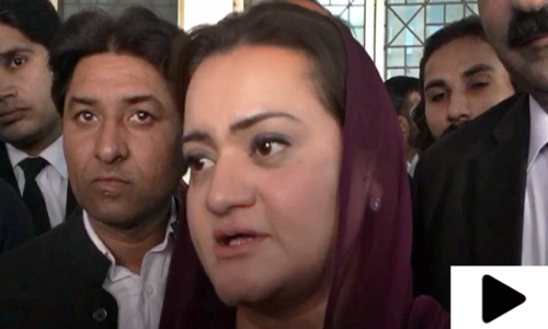 'لگتا ہے حکومت اپوزیشن کے خلاف دھرنا دے رہی ہے'