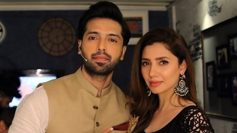 Mahira Khan and Fahad Mustafa are pairing up for Nabeel Qureshi's upcoming film