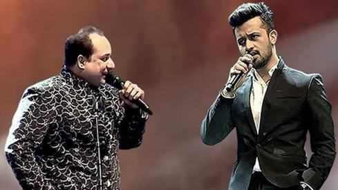 Atif Aslam, Rahat Fateh Ali Khan gear up for their first concert together in Saudi Arabia