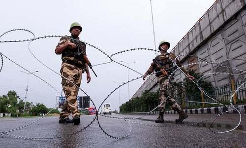 مقبوضہ کشمیر: 'بھارتی فورسز کی فائرنگ سے مزید 3 کشمیری شہید'