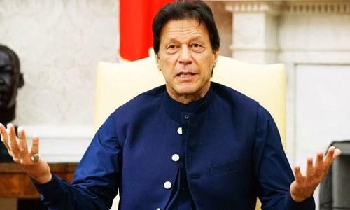 مذاکرات کیلئے تیار ہیں، استعفیٰ دینے کا سوال ہی پیدا نہیں ہوتا، وزیر اعظم