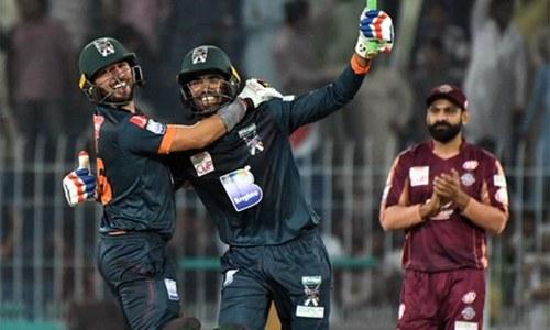 نیشنل ٹی20 کپ: سنسنی خیز مقابلوں کے بعد بلوچستان اور ناردرن فائنل میں