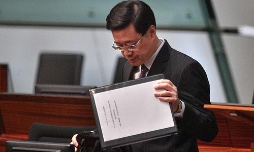 ہانگ کانگ حکومت جھکنے پر مجبور، ملزمان حوالگی کے متنازع قانون سے دستبردار
