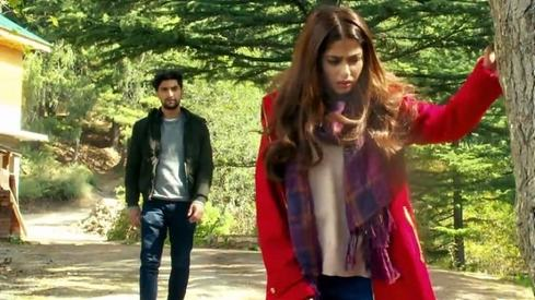 Ahad Raza Mir and Sajal Aly aren't as adorable as usual in new Yeh Dil Mera teasers