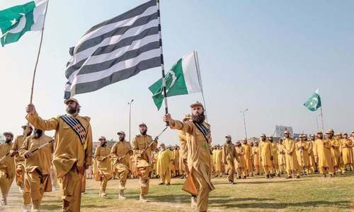 Interior ministry notifies ban on JUI-F's 'militant wing'