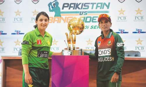 Pakistan, BD captains expect exciting contest in women's T20 series