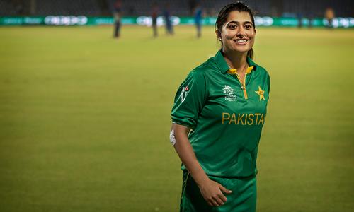 Cricket star Sana Mir honoured with Asia Society's top award