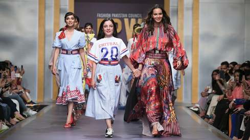 Milan comes to Pakistan and sets the second day of FPW to a great start
