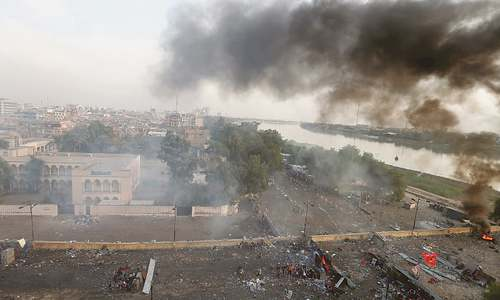 15 killed in Iraq as protesters remain undaunted