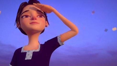 Sharmeen Obaid's animated film Sitara is coming to Netflix