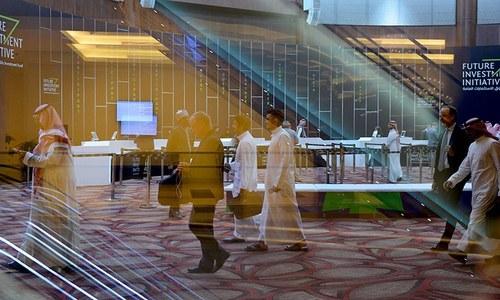 Global leaders, tycoons to attend Saudi 'Davos in desert'