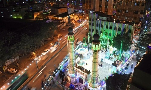 Rabiul Awwal moon sighted, Eid-i-Miladun Nabi will be celebrated on November 10